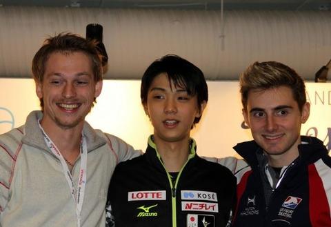2013 フィン杯 記者会見 1