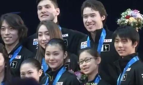 国別 チームジャパン 13