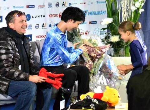 2013 フィンランディア杯 4