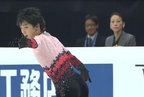 2010 NHK杯 FS