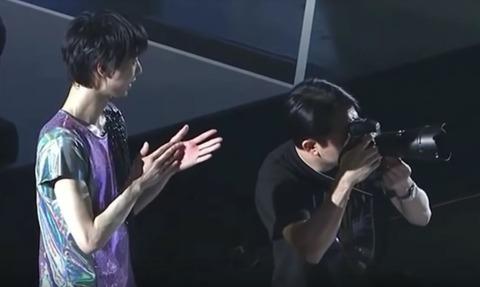 田中さんトークショー 1