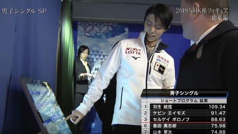 19 NHK杯 総集編 15