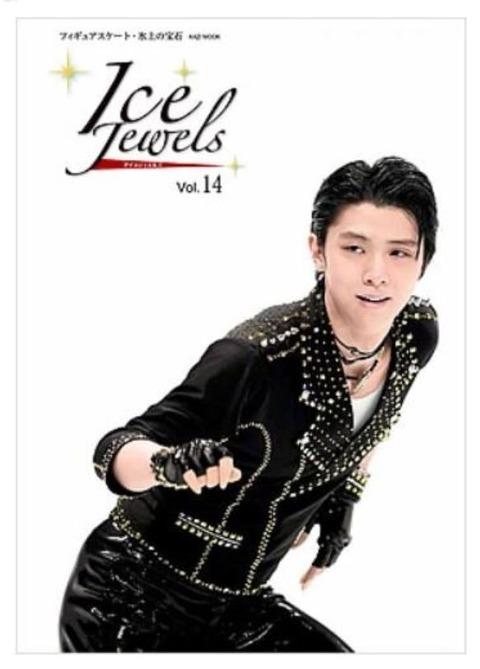 Ice Jewels 14  表紙