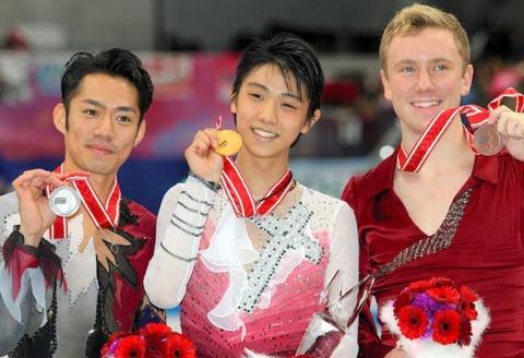 NHK杯 2012 1