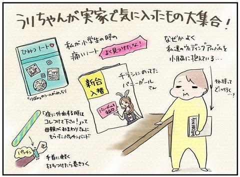 誕生日妄想ノート1