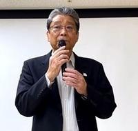 開会あいさつ_井上悟理事長