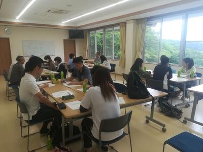 ステップアップ研修〔1〕_グループ・ディスカッション_20190615