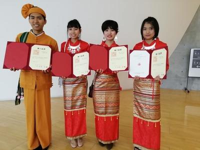 2019年_中部学院大学別科卒業式2
