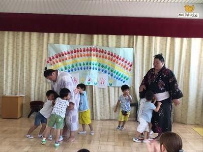 大栄翔関来園-2