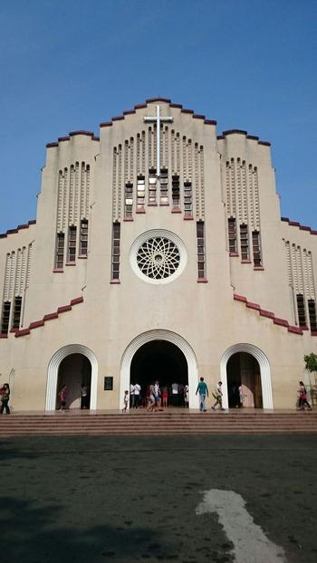 NOVENA PERPETUAL CHURCH BACLARAN PHILIPPINE1