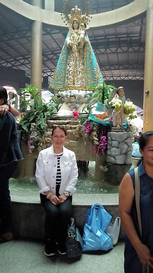 マナワグ 教会1