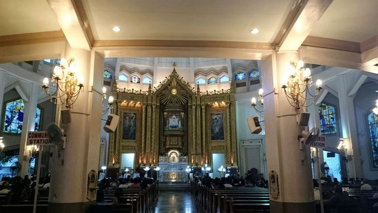 VIRGEN MARY ANTIPOLO CHURCH 7
