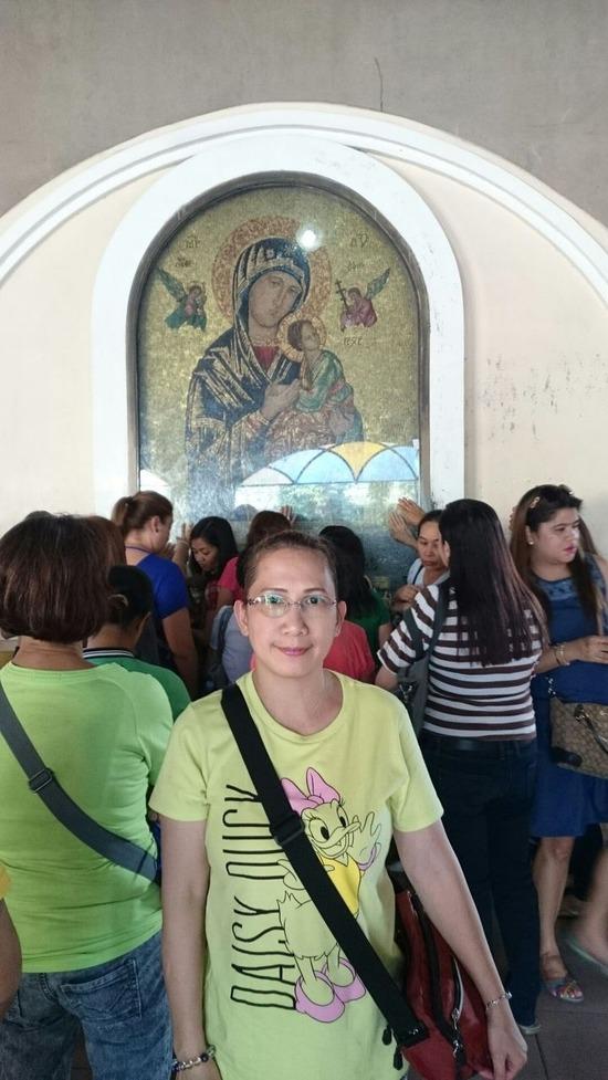 NOVENA PERPETUAL CHURCH BACLARAN PHILIPPINE2