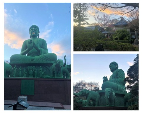 Welcome Beautiful Japan The Great Green Buddha 2019032300