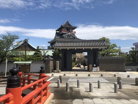 Welcome Beautiful Japan Kiyosu Castle 2019042603