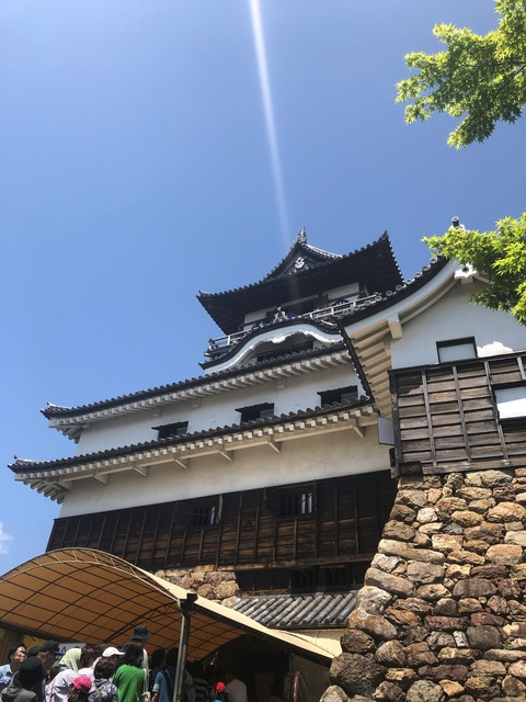 Welcome_Beautiful_Japan_Inuyama_Castle_2019050208