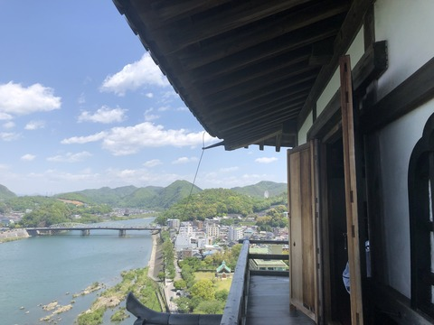 Welcome_Beautiful_Japan_Inuyama_Castle_2019050210