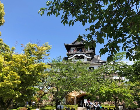 Welcome_Beautiful_Japan_Inuyama_Castle_2019050203