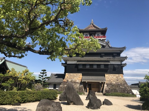 Welcome Beautiful Japan Kiyosu Castle 2019042608