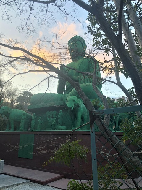 Welcome Beautiful Japan The Great Green Buddha 2019032305