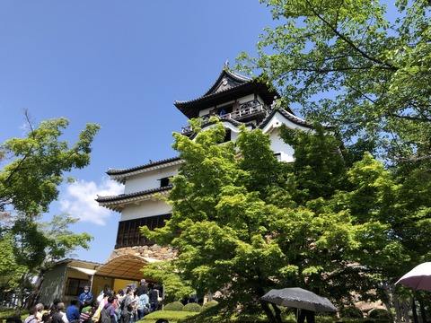 Welcome_Beautiful_Japan_Inuyama_Castle_2019050207