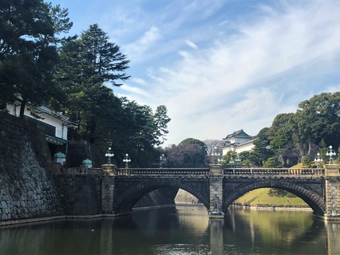 Welcome Beautiful Japan Imperial Palace 2019022203