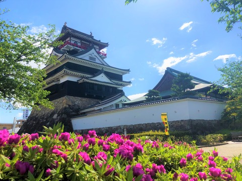 Welcome Beautiful Japan Kiyosu Castle 2019042613