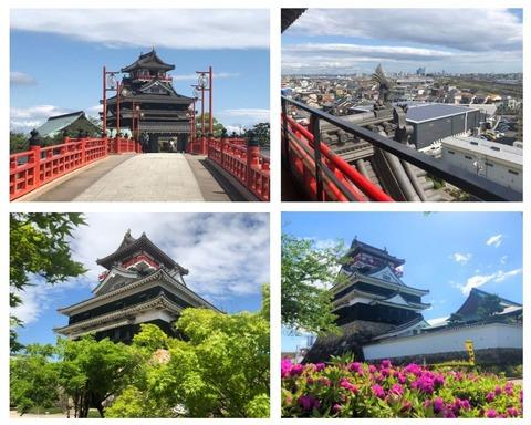 Welcome Beautiful Japan Kiyosu Castle 2019042600