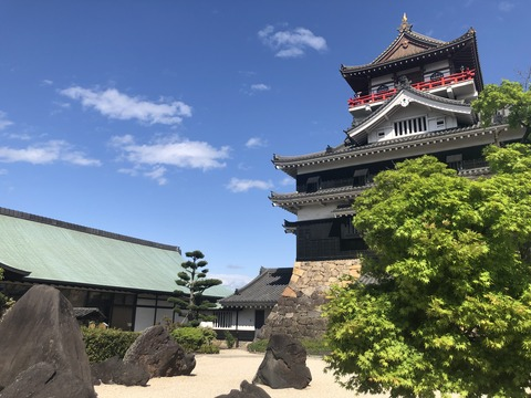 Welcome Beautiful Japan Kiyosu Castle 2019042614