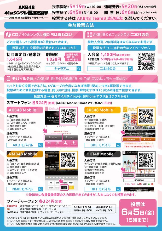 渡辺麻友+総選挙2015_印刷用裏