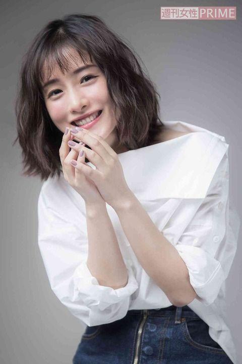 【画像】なりたい顔No.1女優の石原さとみが「30代っていいな」と思うワケ