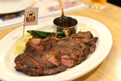 アメリカ料理 ステーキ