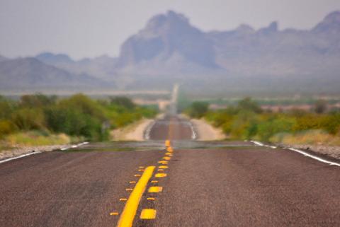 アメリカ 道路