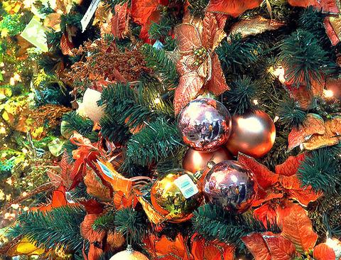 クリスマスツリー 飾り