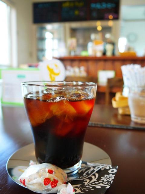 カフェ(アイスコーヒー)