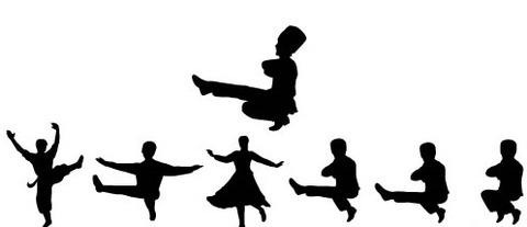 コサックダンス