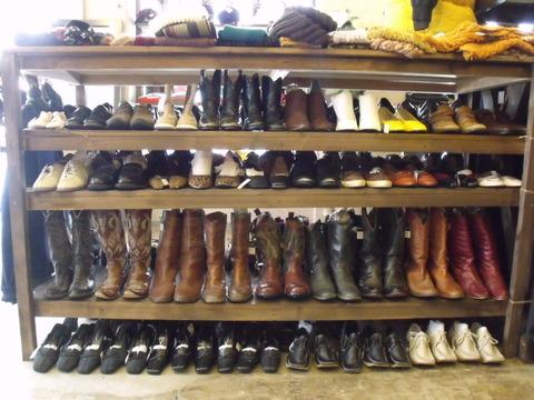 古着屋 靴