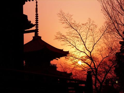 ワイ、いい感じの女性と京都デートを敢行