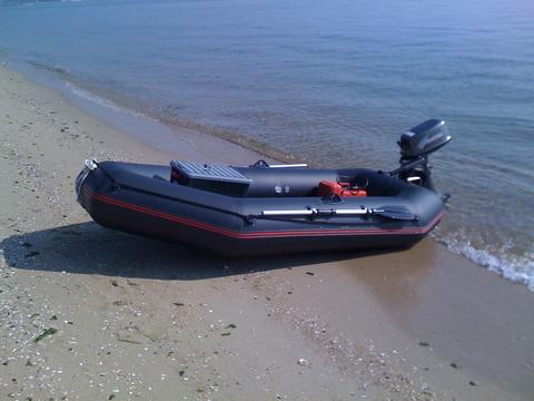 ゴムボート