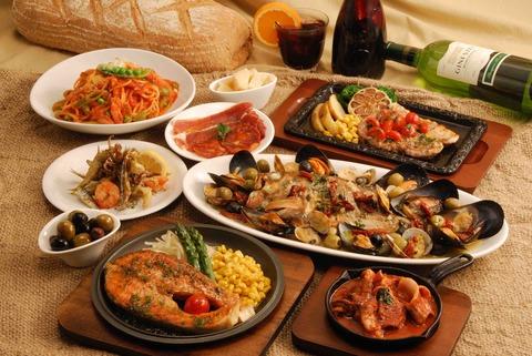 料理 イタリアン