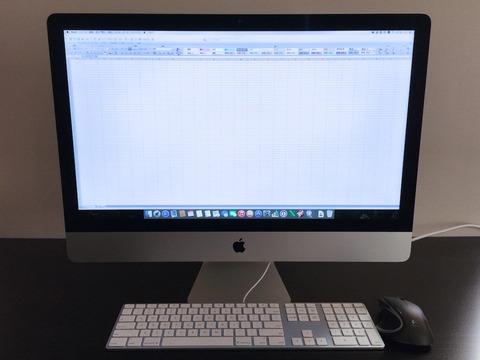 パソコン エクセル