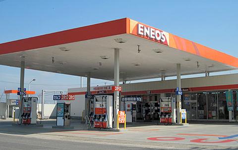 ガソリンスタンド2