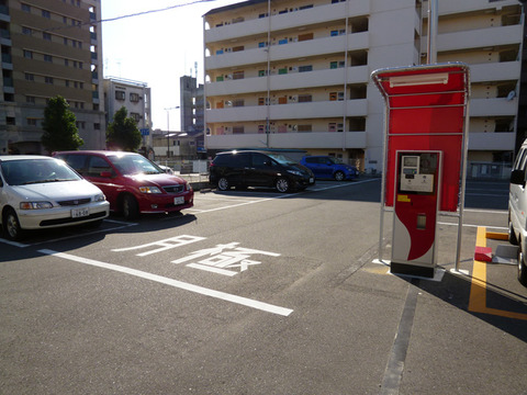 車 駐車 月極
