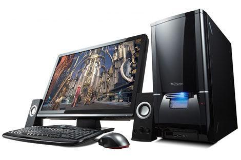 ゲーム パソコン