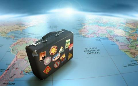 旅行 世界地図