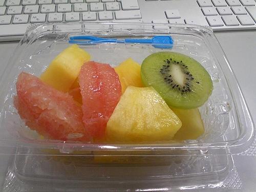 【意外とおいしい】コンビニで買えるフレッシュフルーツ♡