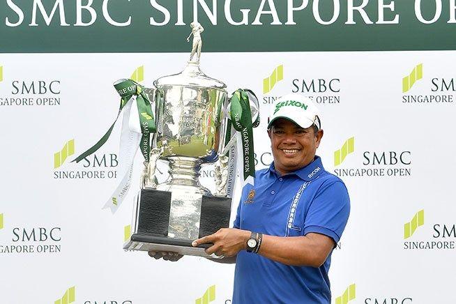 日本ツアーがシンガポールで開幕 選手会長・石川遼が始動