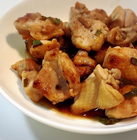 鶏肉マヨポン
