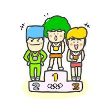 120813オリンピック表彰台