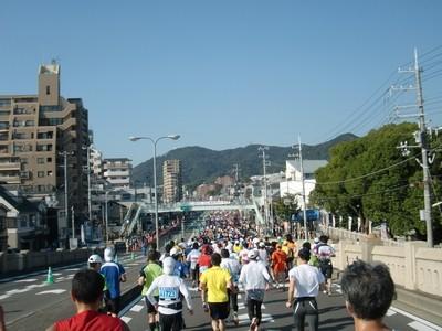 神戸マラソン_09_綱敷天満宮横